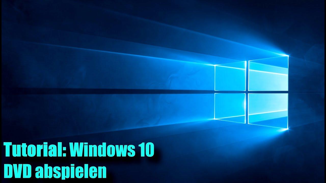 Windows 10 Dvd Abspielen Freeware Vlc Youtube