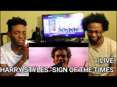 Harry Styles - Sign of the Times (Live on The Graham Norton Show) (REACTION)