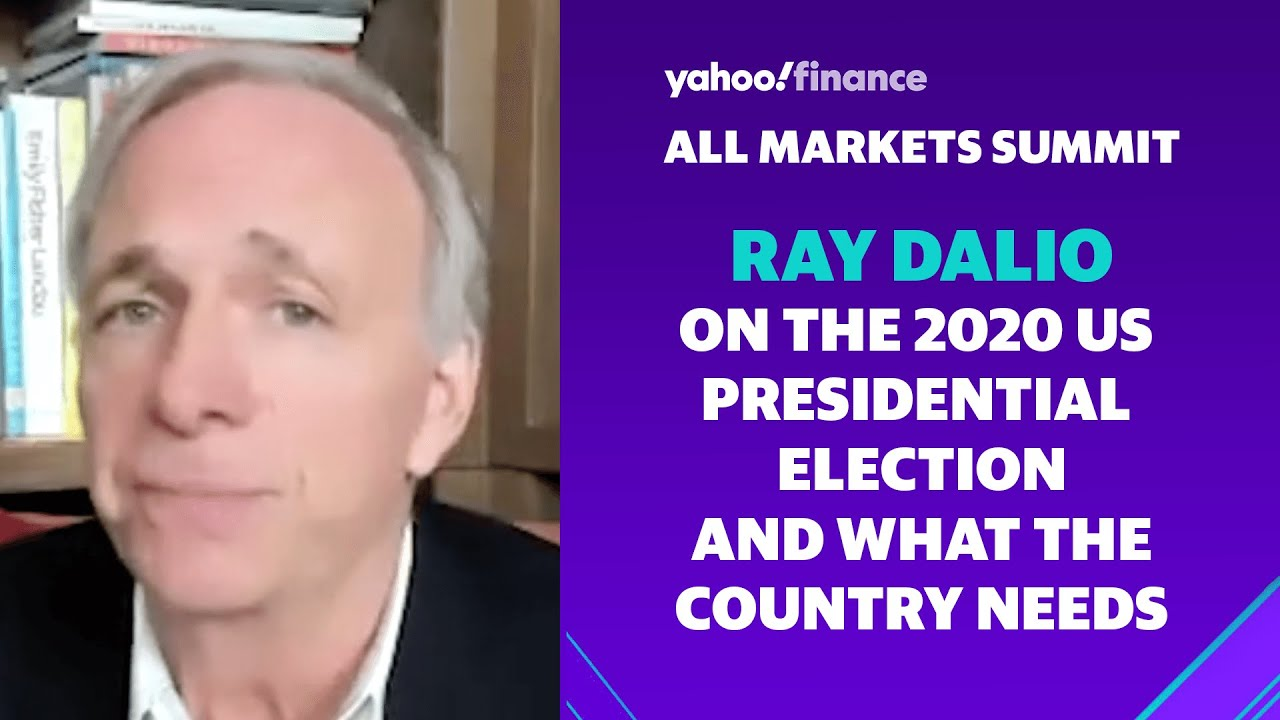Ray Dalio on what the country needs and the 2020 US election