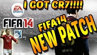 FIFA 14 - EA GAMEPLAY UPDATE - PACK OPENING