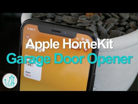 Insignia - Wi-Fi Garage Door Controller for Apple HomeKit Review