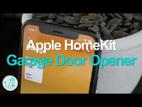 Insignia - Wi-Fi Garage Door Controller for Apple HomeKit Review