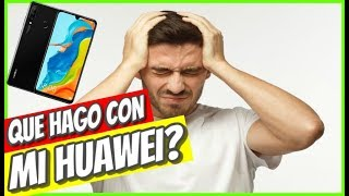 Qué hago ahora con mi telefono Huawei #EEUU #Huawei #Apple #Samsung