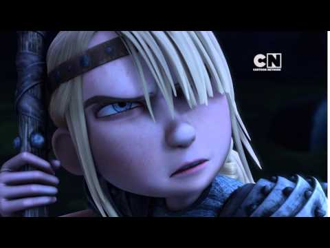DreamWorks Dragons: Defenders of Berk - Fright of Passage (Preview) Clip 2