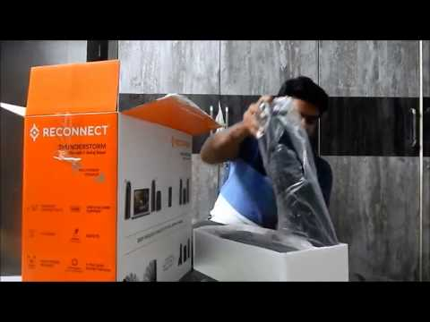 Reconnect Thunderstorm woofer speakers Unboxing & Review (Mini Tower Speaker) (Cheap) under 5000 rs