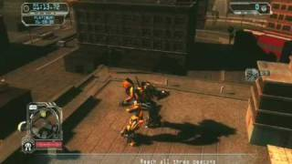 Transformers 2: Revenge Of The Fallen PC Gameplay 9800GT