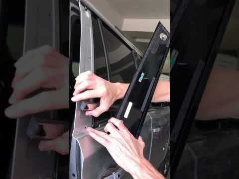 2015 to 2020 GM SUV Yukon, Tahoe Trim Fix - short vid #5 of 7