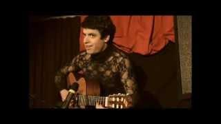 Cabaret théâtre de Neubois - Vallée de Villé -  sketch flamenco Sébastien Meyer