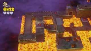 Captain Toad: Treasure Tracker ~ Episode 1 - Level 9: Spinwheel Bullet Bill Base
