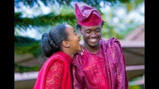 Bahati's Secret Wedding