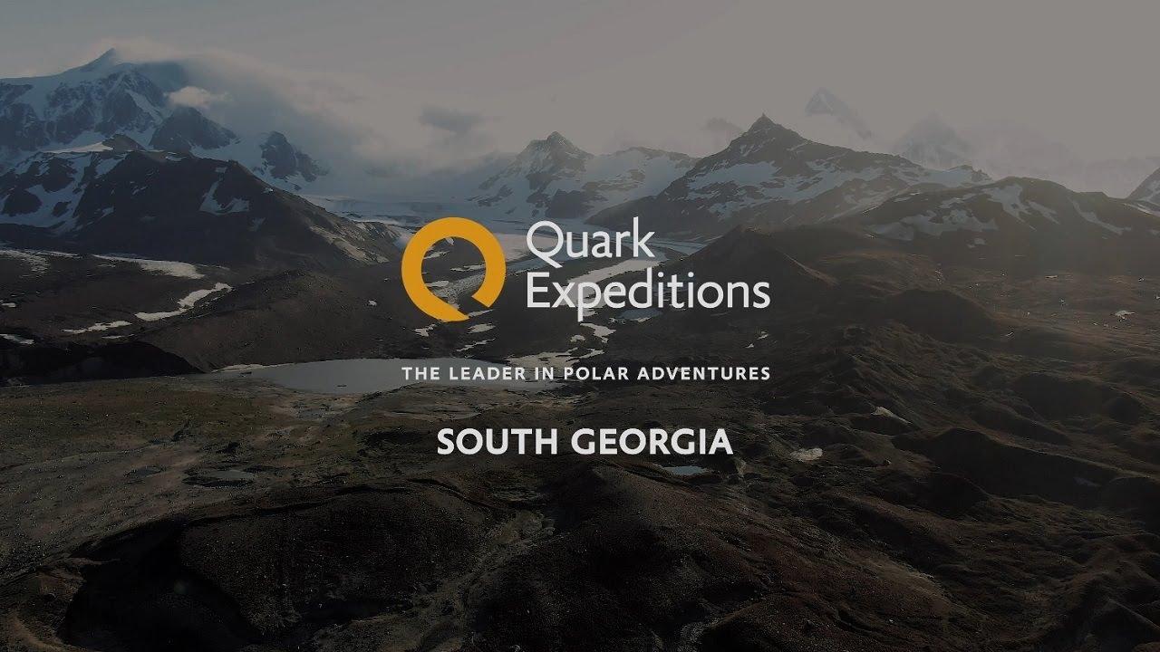 【動画】サウスジョージア島の魅力