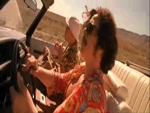 Fear and loathing in las Vegas beginning (Bat country) (good quality)