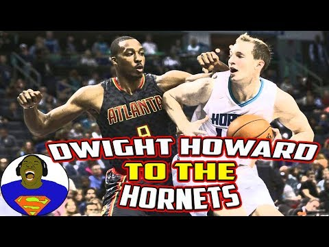 ATLANTA HAWKS TRADE DWIGHT HOWARD TO THE CHARLOTTE HORNETS - 2 ANGRY ATLANTA FANS