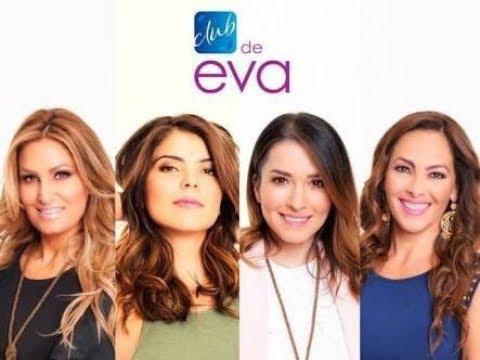 El Club de Eva SALE del AIRE y CORREN a Esmeralda y Verónica/ ¡Suéltalo Aquí! Con Angélica Palacios