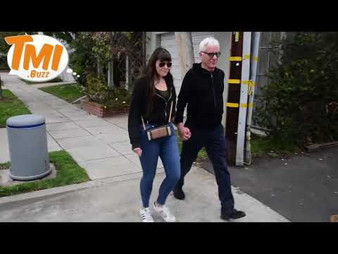 James Woods has a lot to say on twitter but when out with a friend Not So Much !!!