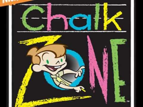 Chalk Zone - Theme Song (HQ)