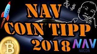 NAV Coin Tipp 2018 - Kryptowährung Deutsch / Bitcoin