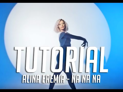 Alina Eremia - Na Na Na | Dance Tutorial by Farc Madalin