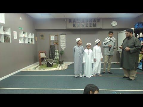"Nasyid ""Rahman ya Rahman"" - Al Ihsan Academy of Australia"