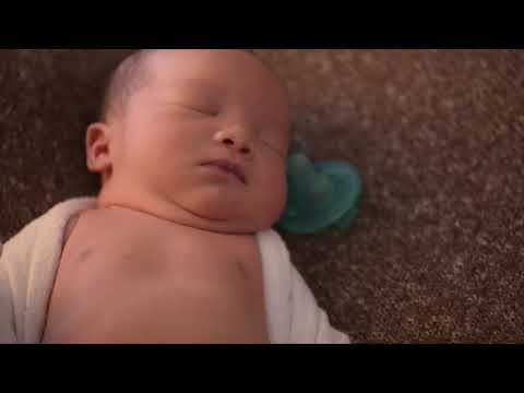 How to clean your baby's belly button after the umbilical cord falls off.