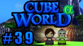 CUBE WORLD #39 - Hello Guys! ■ Let's Play Together Cube World