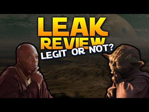LEAK REVIEW: Battlefront 2 support to 2020, Mace Windu & More - Battlefront 2
