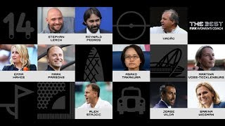 The Best FIFA Women's Coach nominees revealed!