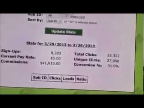 Make $1,000 A Day - GUARANTEED! Real Free Legitimate work from home jobs with no start up fees!