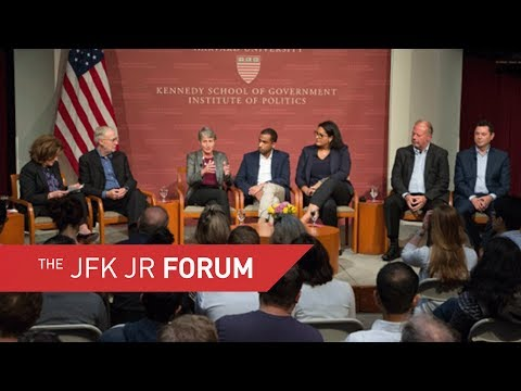 Protests, Partisanship & Fixing Politics: IOP Fellows Unplugged