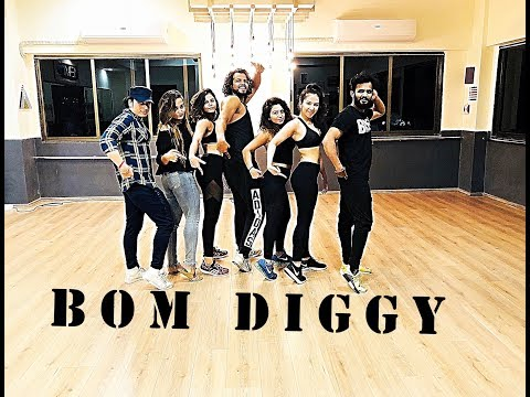 BOM DIGGY DIGGY | Zumba Dance Routine | Dil Groove Maare