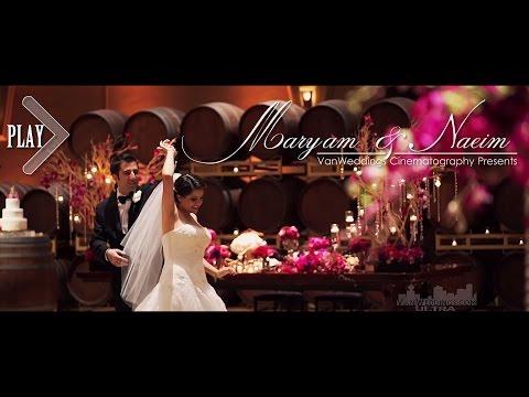 Super Elegant Persian Wedding San Francisco - Maryam & Naeim