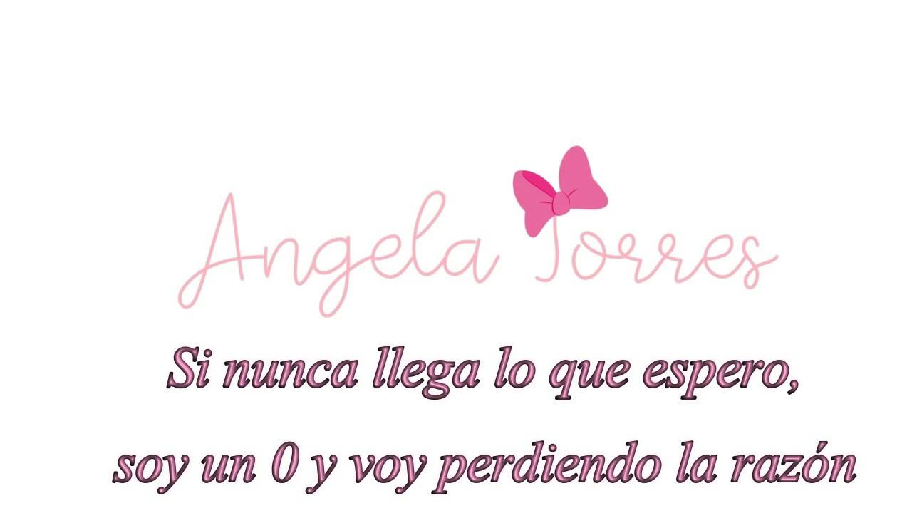 la-vida-rosa-angela-torres-letra-lyrics-videos
