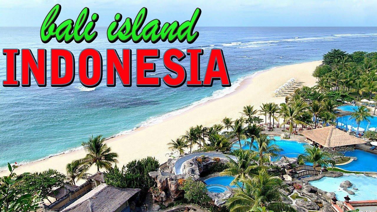 Bali Island Indonesia Youtube