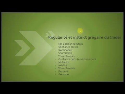 Chronique psycho Régularité en trading et instinct grégaire par Caroline Domanine
