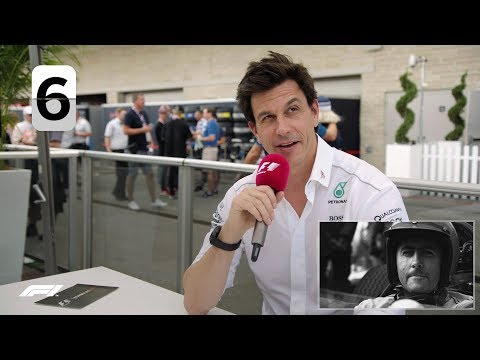 Mercedes' Toto Wolff | F1 Grill The Grid Team Bosses