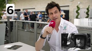 He's become used to winning titles - but can Mercedes boss Toto Wolff top the Grill The Grid Team Bosses leaderboard? For more F1® videos, visit http://www.