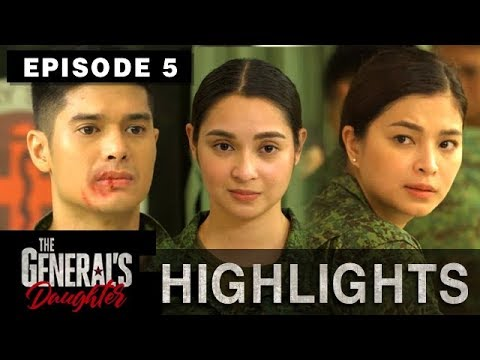 Download Jessie gets jealous of Rhian   The General's Daughter (With Eng Subs)