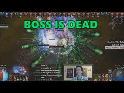 [PoE] Stream Highlights #184 - Boss is dead