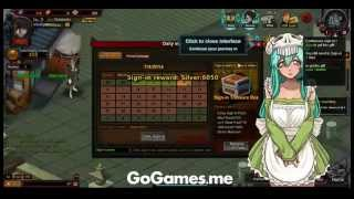 Bleach Online - Free RPG Game at Gogames.me (Getting Started)