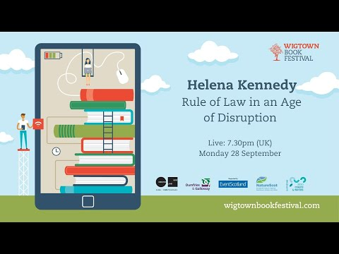 Helena Kennedy || Rule of Law in an Age of Disruption