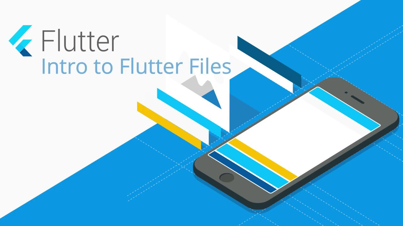 Ep:01 Intro to Flutter files