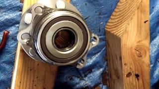 Subaru Outback Legacy 2004 Radlager hinten Wheel bearings