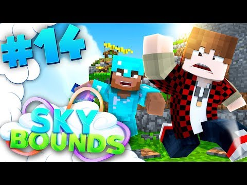 GREED IS BAD! | SKYBOUNDS ISLAND #14 (Minecraft SkyBlock SMP)