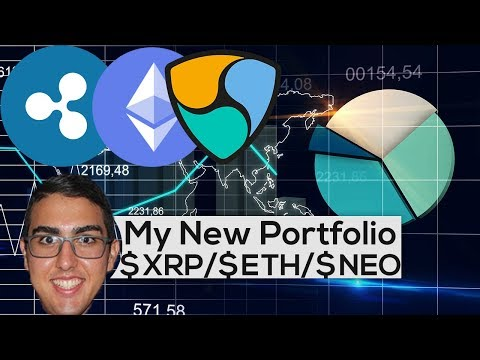 My Portfolio: Ripple ($XRP), Ethereum ($ETH), Stellar ($XLM), NEO ($NEO), Verge ($XVG), And More!