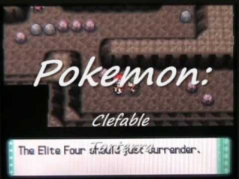 Pokemon Diamond Pearl Walkthrough Part 87 Victory Road Youtube