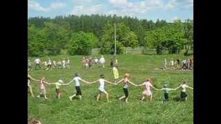 видео Праздник Русской березки