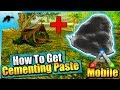 Ark Mobile| How To Get/Farm Cementing Paste/Beelzebufo Tame| iOS/Android Total Beginners Guide