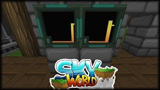 Graphical Power Monitor von Ender IO | Minecraft SkyWorld #63 | Ender IO