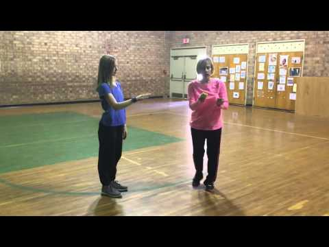 Mexican Hat Dance Tutorial