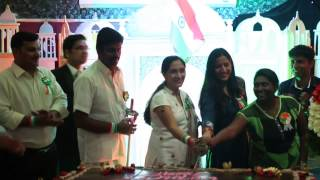68th Indian Independence Day Celebration in Burj Al Arab HD